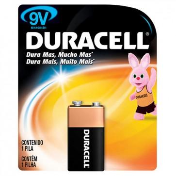 Batería 9v - Duracell