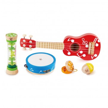 Set Mini Banda de Musica Hape