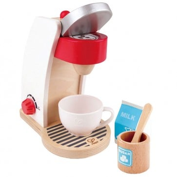 Cafetera de juguete Hape 1