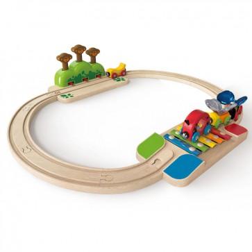 Mi pequeño juego de Tren Hape