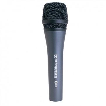 Microfono Dinámico y Cardioide  Sennheiser