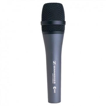 Microfono Dinámico y Súpercardioide Sennheiser