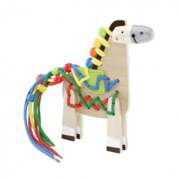 Enhebrado de Pony - Hape