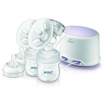 Sacaleches Avent Electrico Doble Comfort
