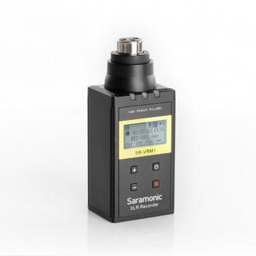 Grabadora PCM  Lineal Enchufable para Micrófonos XLR Saramonic