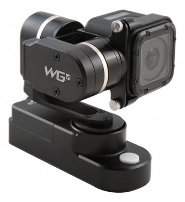 Feiyutech WGs 3 axis Gimbal para Gopro Hero Session