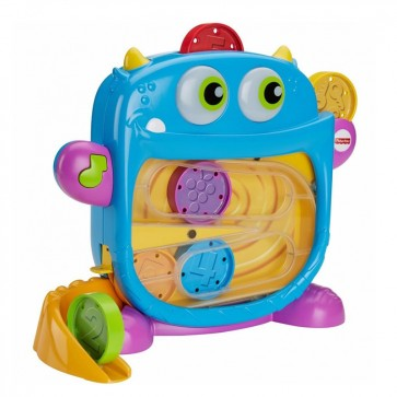 Monstruo Come Discos Fisher Price