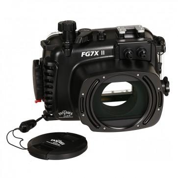 Carcasa contra Agua FG7X II para Canon G7x Mark II 1