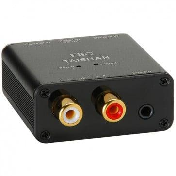 Fiio D03K Conversor de Coaxial Optico a RCA Audio 1