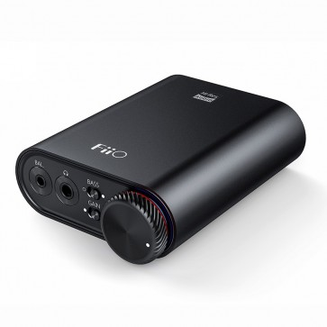 Amplificador de Audifonos USB & DAC FiiO K3
