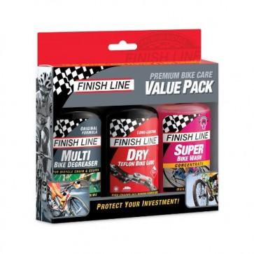 Finish Line Premium Pack