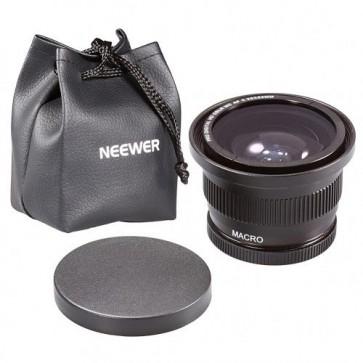 Adaptador de Lente gran angular con Macro de 58 mm Neewer 3