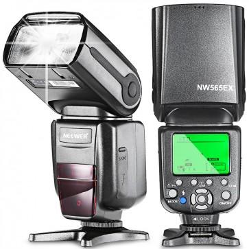 Flash 565 para Camaras SLR Nikon Neweer 8