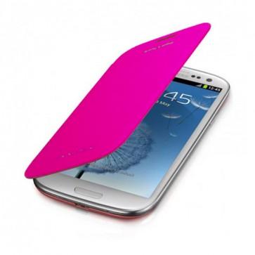 Samsung Flip Cover Galaxy S3-Fucsia