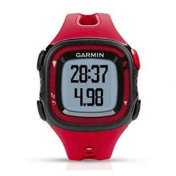 Reloj para Correr Forerunner 15 rojo - Garmin