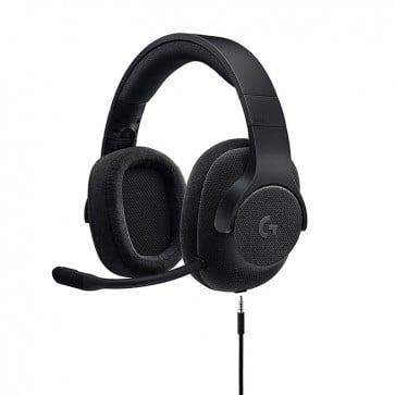 Audifono Gamer Logitech G433 7.1 Wired Negro