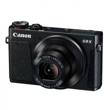 Camara Canon PowerShot G9 X 1