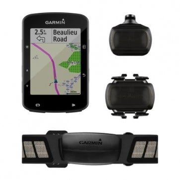 Garmin Edge 520 Plus con Sensor HRM
