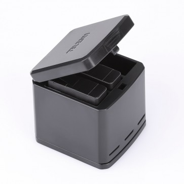 Cargador para 3 Baterias GoPro Telesin 1