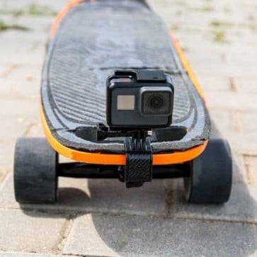 Montura de Skateboard para GoPro Telesin