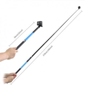 Baston Selfie Hasta 270 cm Telesin 1
