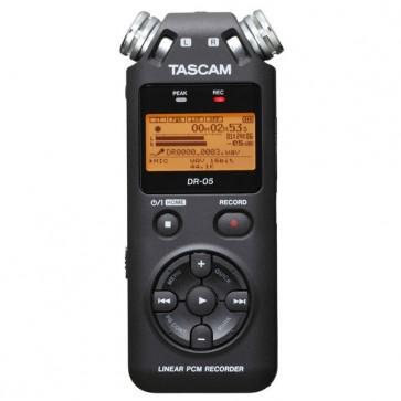 Grabador Estéreo Portátil Tascam DR-05