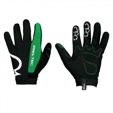 Guantes HI-5 - Verde-Negro - Protec