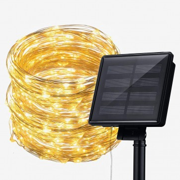 Guirnalda Solar de 200 LED Mpow