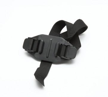 Correa Casco GoPro en Chile - Vented Helmet Strapped Baseplate