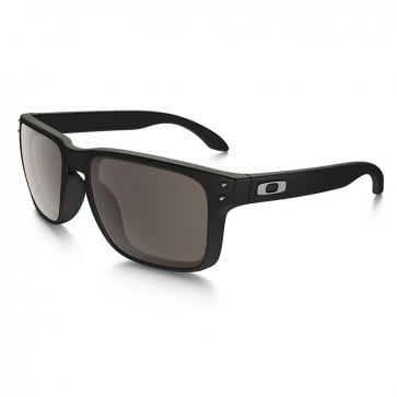 Oakley Holbrook Grey Smoke w Black Iridium
