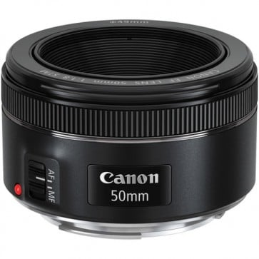 Lente Canon 50mm f1.8ii
