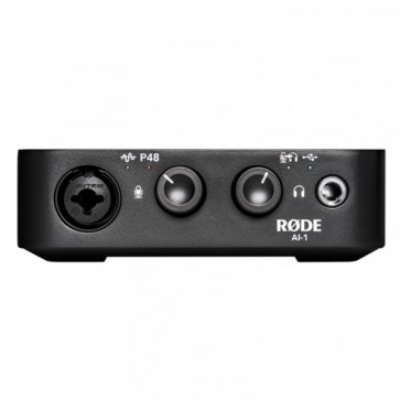 Interface de audio USB Rode Ai-1 con Calidad de Estudio