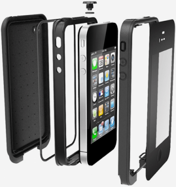 Carcasa iPhone 4/4s Contra Golpes y Agua - LifeProof