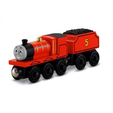 Tren Thomas y Sus Amigos James la Locomotora Fisher Price
