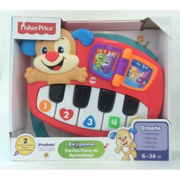 Juguete Perrito Piano de Aprendizaje - Fisher Price