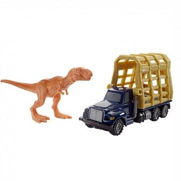 Jurassic World Camion T.Rex