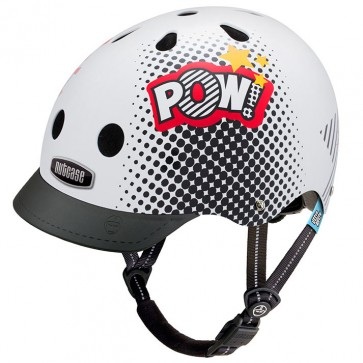 Casco para niños Kapow! - Little Nutty 11
