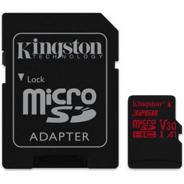 Tarjeta micro sd 32gb - 4k Kingston
