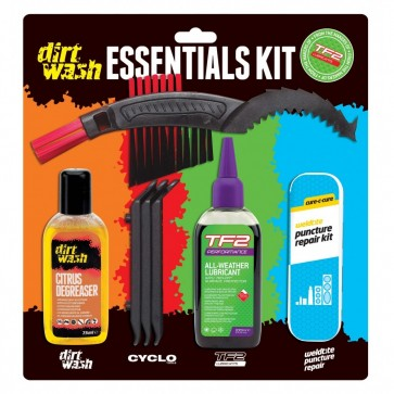 Kit Essentials Dirtwash Weldtite