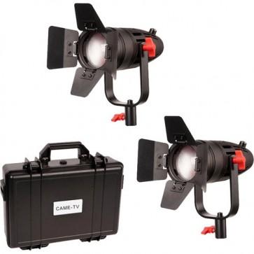 Luces de Fotrografia Fresnel LED 30W  Boltzen Camel- TV