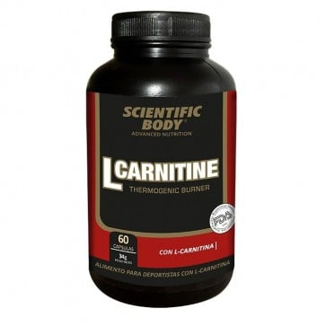 L-Carnitine 60 Tab Scientific Body