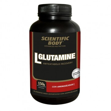L-Glutamine 150g Scientific Body
