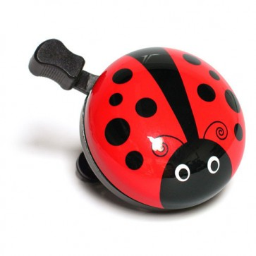Campanilla para Bicicleta LadyBug- Nutcase