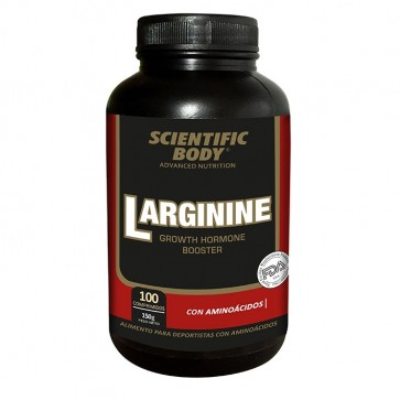 L-Arginine 100 Tab Scientific Body