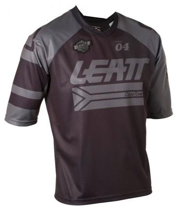 Camiseta de Bicicleta Leatt DBX 3.0 Gris XXL