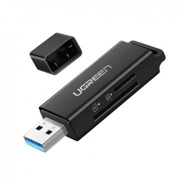 Lector de tarjetas USB 3.0 con SD / TF Ugreen