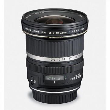Lente Canon EFS 10-22mm f/3,5-4,5 USM 1