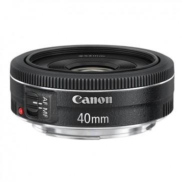 Lente Canon EFS 40mm f/2,8 STM Pancake