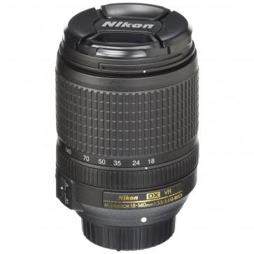 Lente Nikon AF-S Nikkor 18-140mm f/3.5-5.6 ED VR
