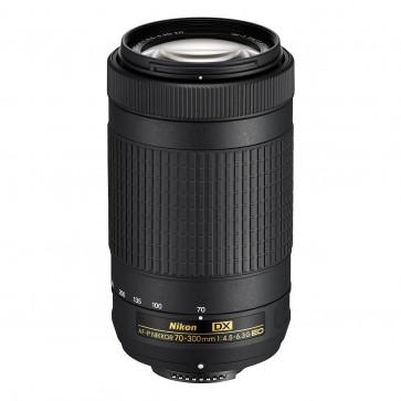 Lente Nikon AF-P DX 70-300 mm f / 4.5-6.3G ED